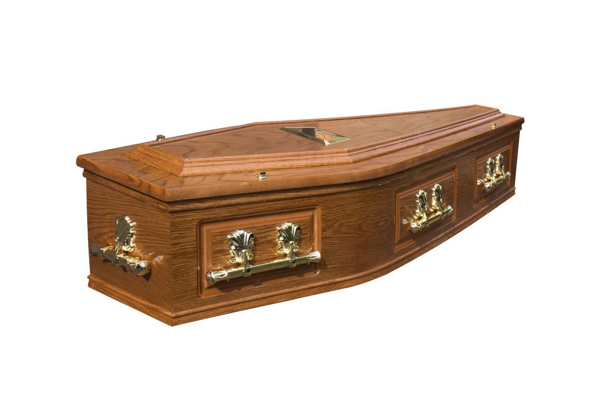 Honey Coll Cremation Coffin