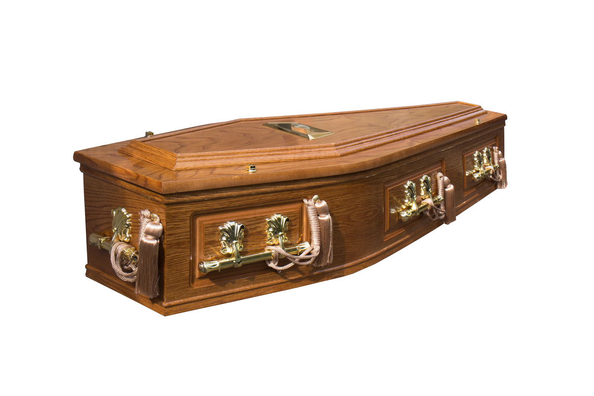Honey Skye Burial Coffin